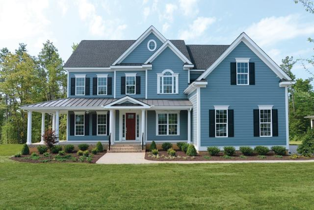 New homes homes for sale home builder richmond va for Modern homes for sale in virginia